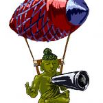 buddhaballoon